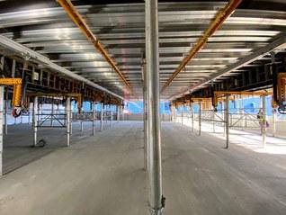 American Axle Manufacturing Parking Garages, Detroit, MI