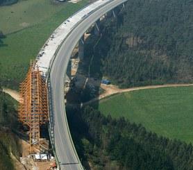 A-8 Cantabrian Highway. Ballota-Cadavedo Stretch, Spain