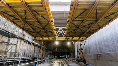 Brisbane City Council's Legacy Way tunnel, Australia