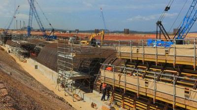 Wiggins Island Coal Export Terminal, Gladstone, Australia