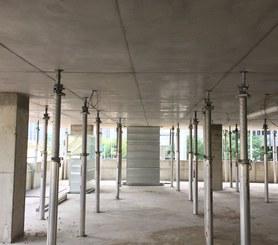 Excellent concrete finishes
