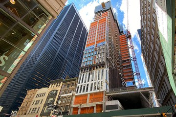 185 Broadway Rising Above The Financial District