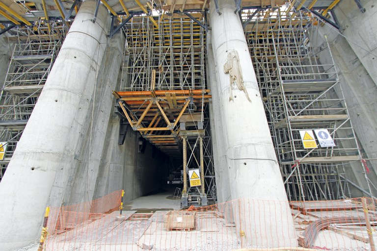 Hydroelectric Power Plant, Cerro del Aguila