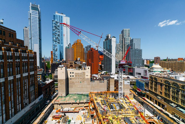 ULMA is part of the development of the new Downtown Brooklyn