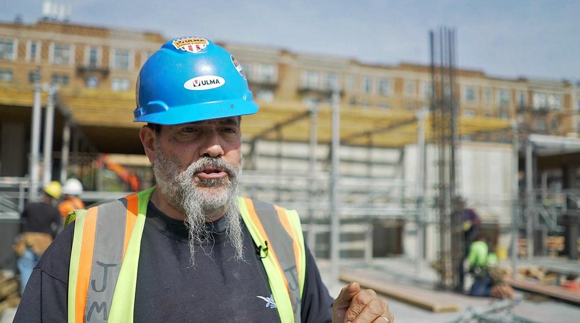 John Moutinho, Formwork Foreman - East End Concrete Corporation