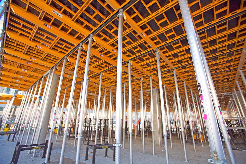 Aluminium Prop ALUPROP | ULMA Construction