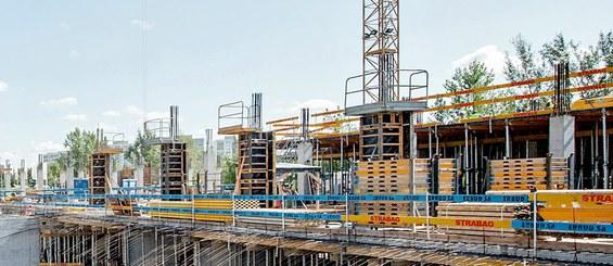 Universal Platform for column construction