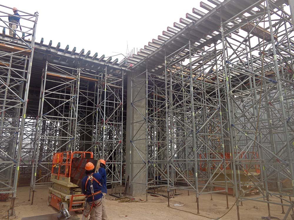 Metal beam formwork BTM   ULMA Construction