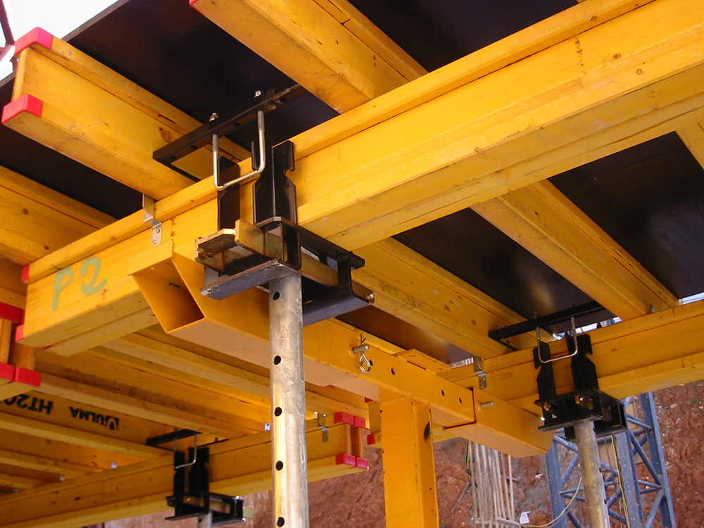 Pre-assembled slab formwork VR Table | ULMA Construction