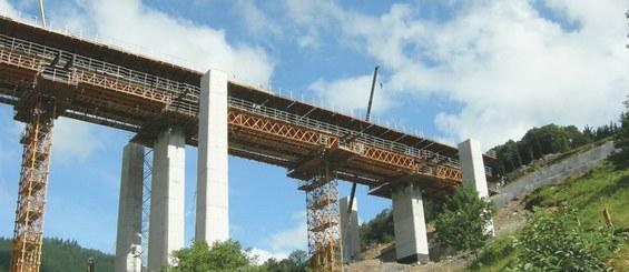 Gabaundi Viaduct, Arrasate/Mondragon, Spain