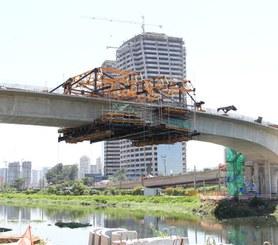 Itapaiuna Bridge, São Paulo, Brazil