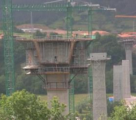 Narcea Viaduct, Asturias, Spain