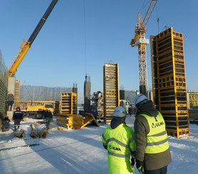EXPO 2017 megaproject, Astana, Kazachstan