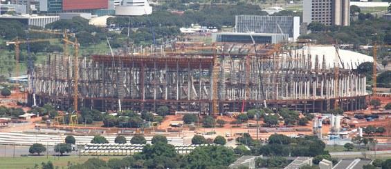 National Stadium, Brasilia, Brazil
