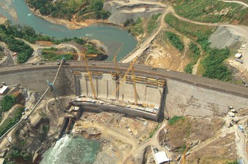 Changuinola I Hydroelectric Project, Panama