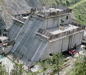 Ibiur Dam, Baliarrain, Spain