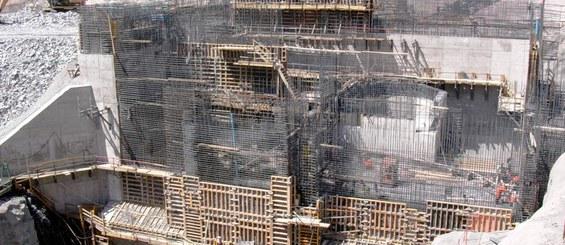 La Higuera Hydropower Plant, San Fernando, Chile