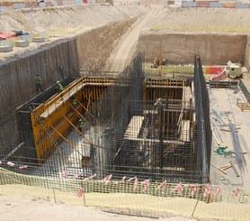 Main Sewage Pumping Station, Jebel Ali, Dubai, UAE