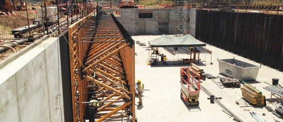 McCosker Water Treatment Tank, Australia