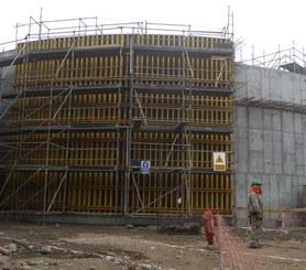 Potable Water Treatment Plant, Huachipa, Peru