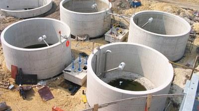 Sewage Treatment Plant, Katowice, Poland
