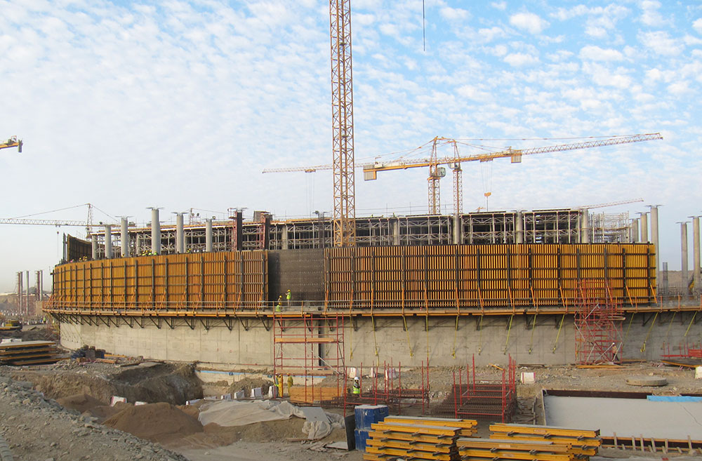 Water Storage Plant Briman, Jeddah, Saudi Arabia | ULMA