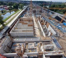 Water Treatment Plant, Prague, Czech Republic
