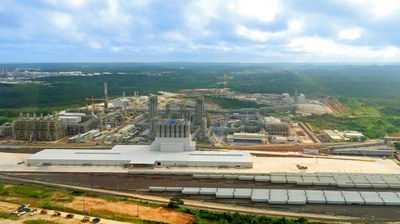 """Ethylene XXI"" Production Plant, Coatzacoalcos, Veracruz, Mexico"