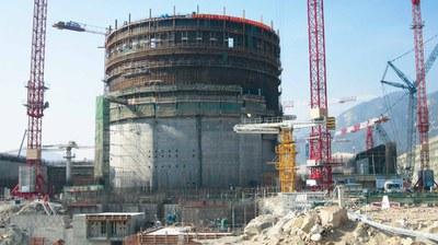 Taishan Nuclear Plant, Guandong, China