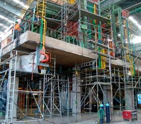Ternium's Pesquería Plant, Monterrey, Mexico