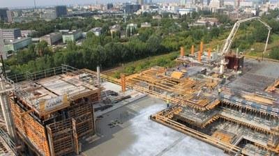 EuroCentrum Complex, Warsaw, Poland