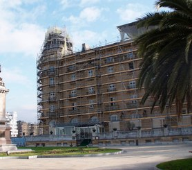 Total safety for restoration, rehabilitation and maintenance works