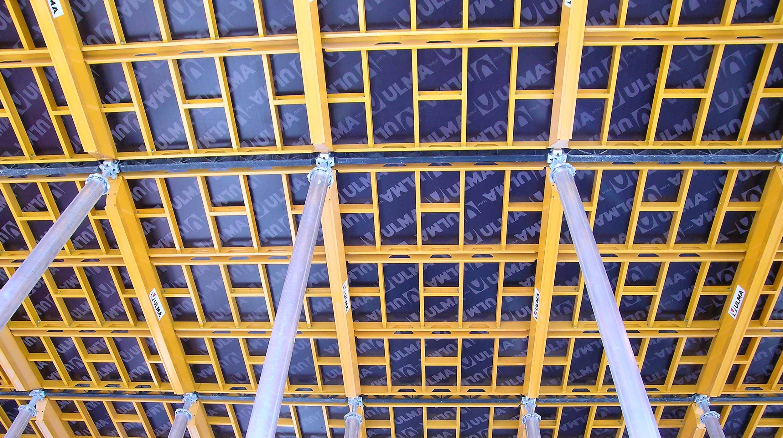 Formwork and Scaffolding Sales