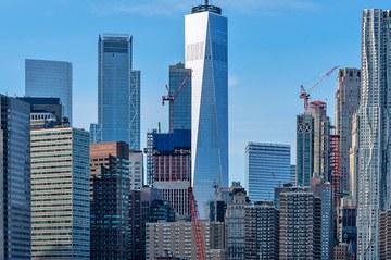 The building of 130 William Tower will redefine the Lower Manhattan skyline