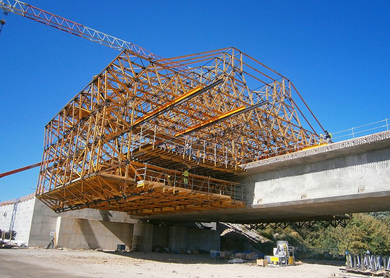 Engineering Solutions for a Large-Scale Project