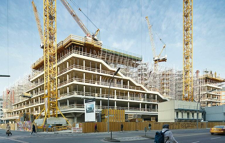 New Offices for Publishing House Axel Springer SE