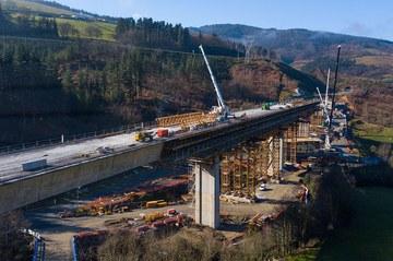 The modular nature of ULMA formworks key in the Antzuola viaduct