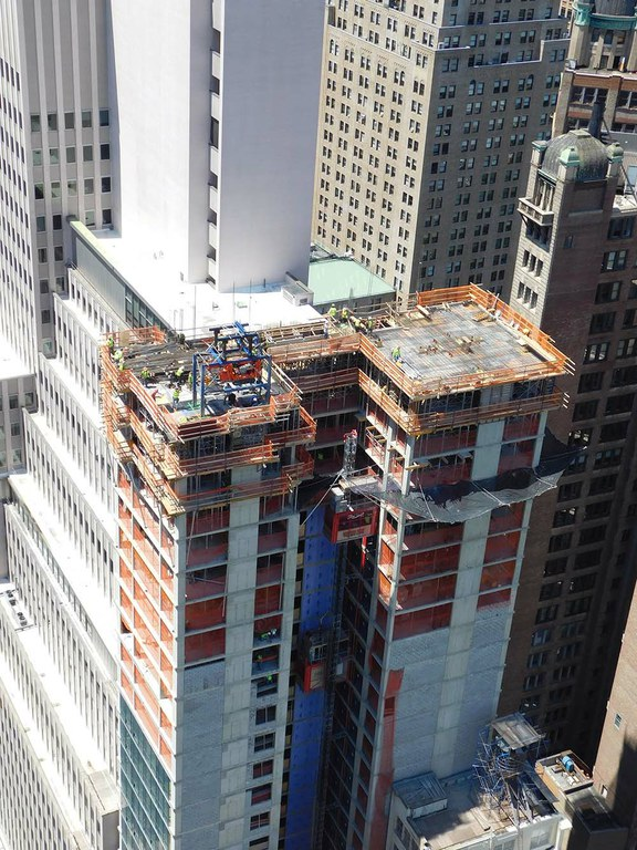 New Hotel in the Manhattan Financial District