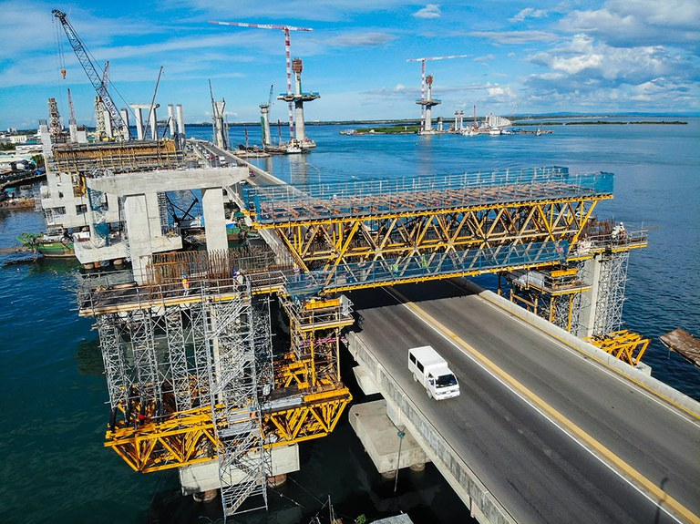 ULMA formwork for large-scale infrastructure in the Philippines