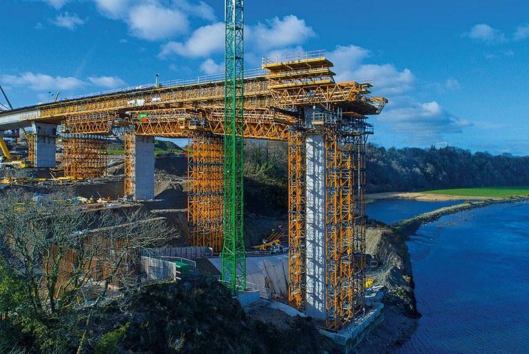 New Ross bridge, Ireland
