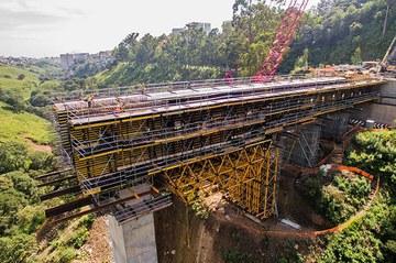 Wide range of MK System capabilities at Interlomas Viaduct, Mexico