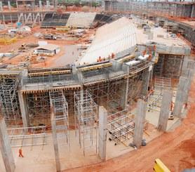 Estadio Nacional, Brasilia, Brasil