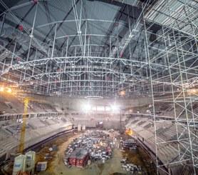 Pabellón deportivo Tauron Arena, Cracovia, Polonia