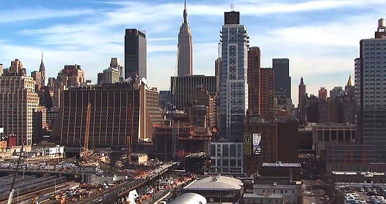 Hudson Yards, Nueva York, EE.UU.