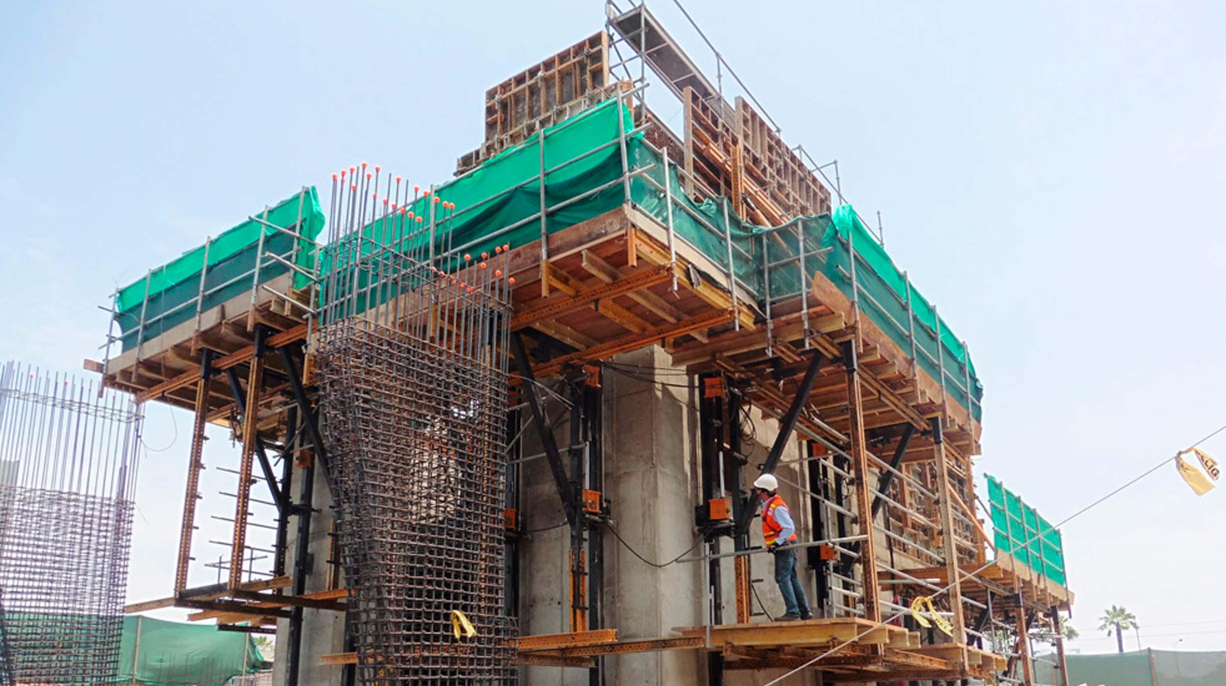 La Torre Ichma es susceptible de obtener la certificación LEED Green Building por su compromiso con el medio ambiente y el uso eficiente de los recursos.
