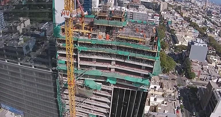 Torre Javier Prado, Lima, Perú
