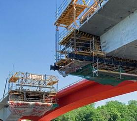 Puente MS-4B, Cigacice, Polonia