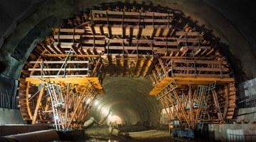 Túnel S7, Polonia