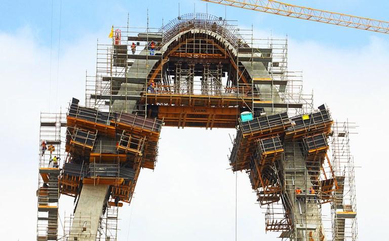 Ingeniería ULMA en el emblemático puente Arco de Innovación, Brasil