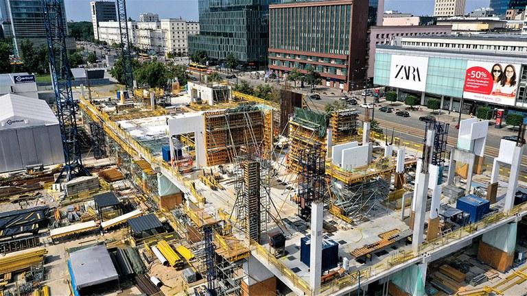 Hormigón arquitectónico de alta calidad con los encofrados ULMA